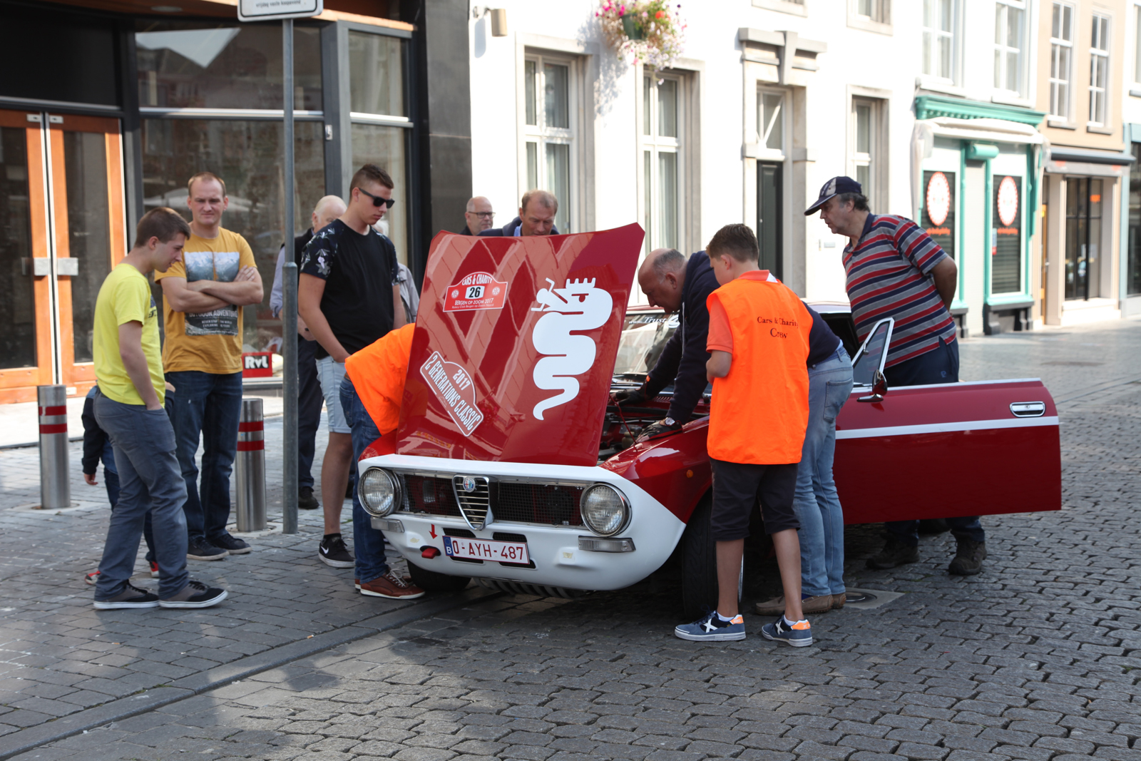 Cars and Charity